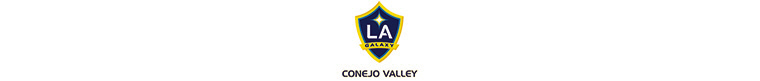 LA Galaxy Conejo Valley banner